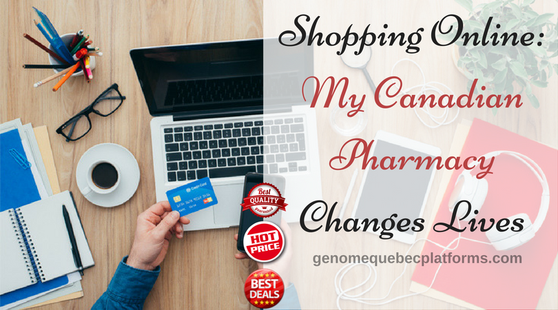 Shopping Online_My Canadian Pharmacy Changes Lives